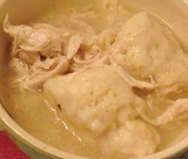 Chicken And Dumplings Iv  Easy Slow Cooker Chicken And Dumplings Recipe