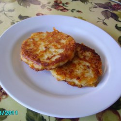 Bacon Cheddar Patty Cakes