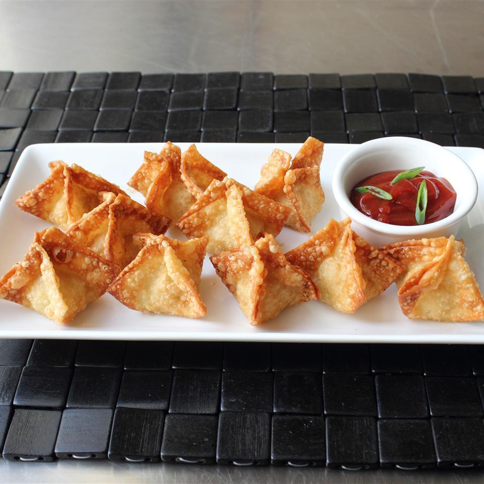 Receita de Caranguejo Rangoon do Chef John