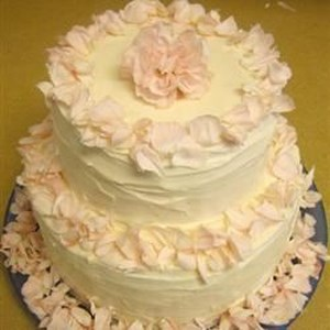 Wedding Cake Icing Recipe   Allrecipes com Wedding Cake Frosting