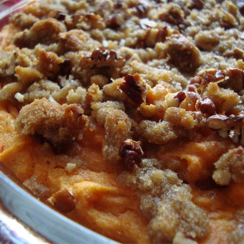 Receita Clássica de Batata Doce Gourmet