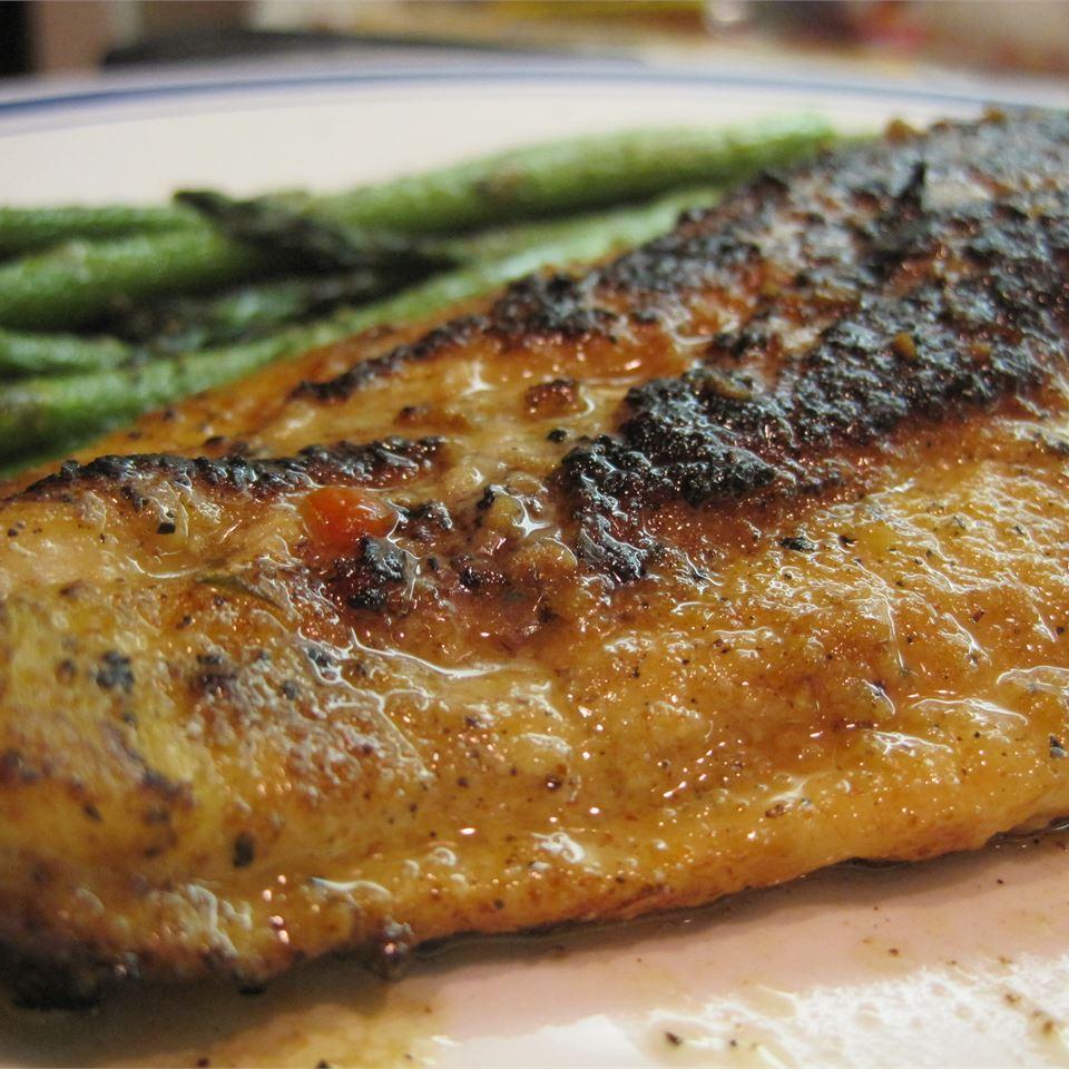 Recipe Flounder Crusted Potato