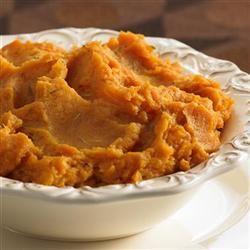 Receita de Suflê de Batata Doce Gourmet