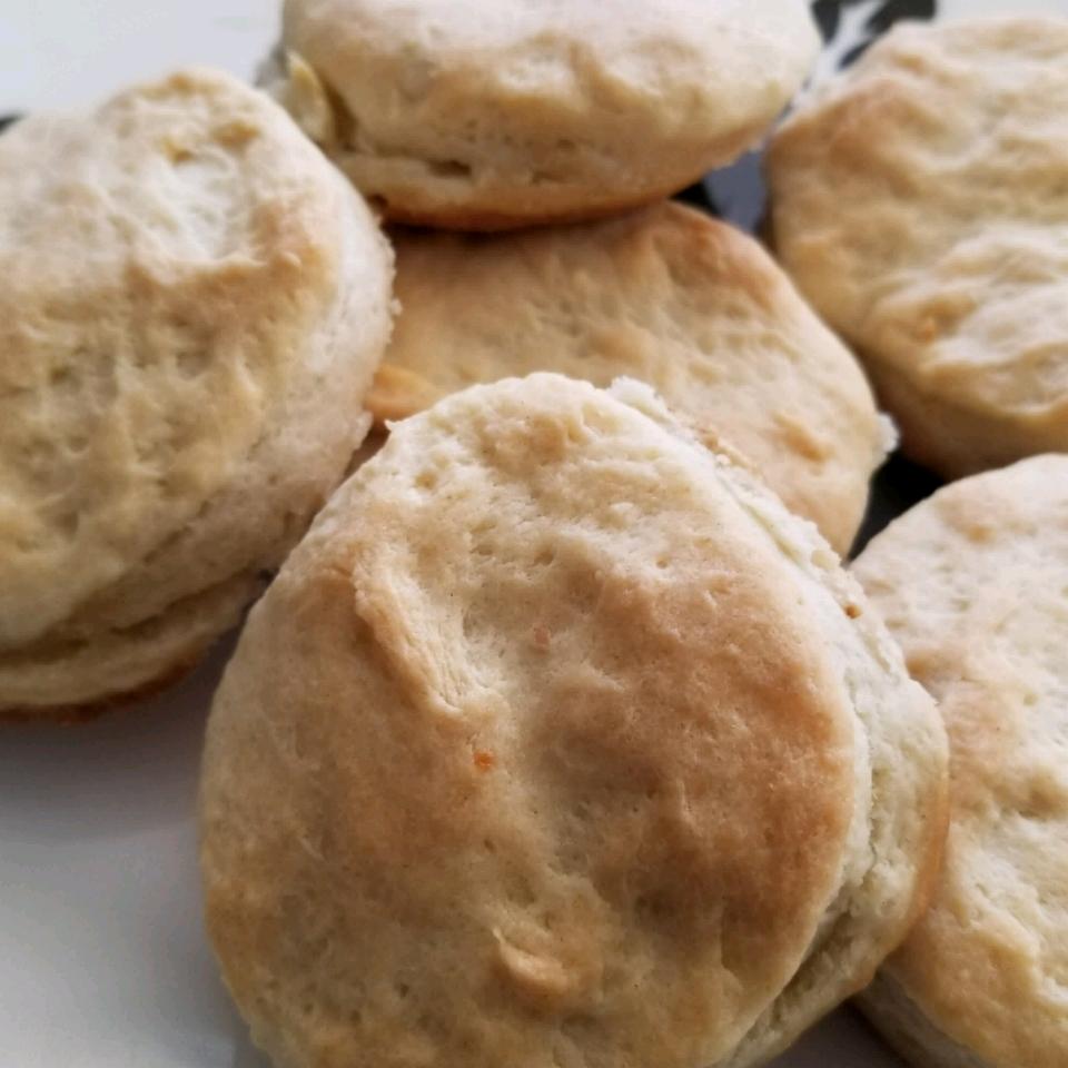 Receita de Biscoitos de Kentucky
