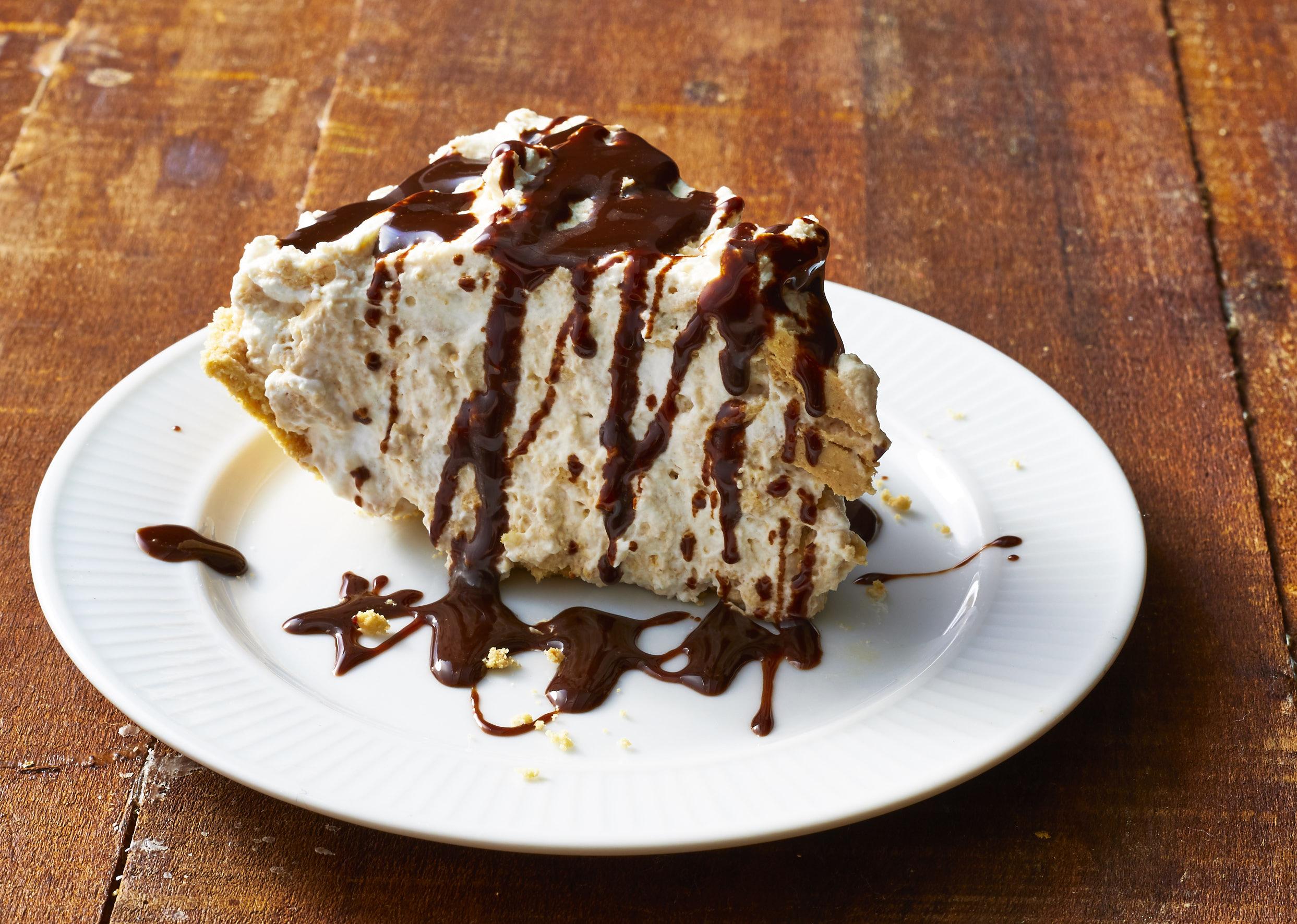 Receita de Torta de Amendoim XV