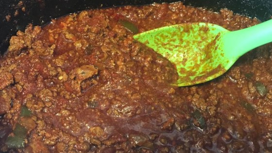 Easy Beanless Chili Recipes