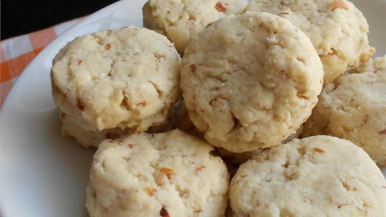 Easy Almond Butter Cookies Recipe