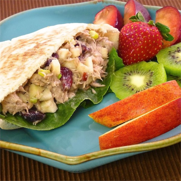 Receita de Salada de Atum Incrivelmente Boa e Saudável