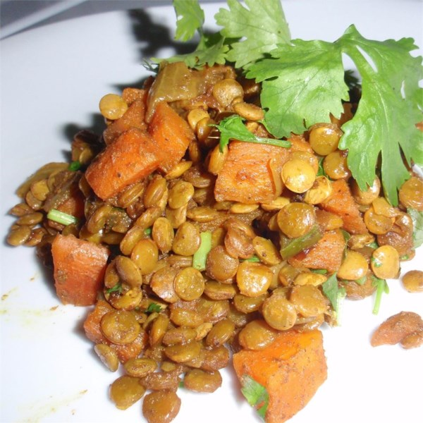 Receita de Ervilhas Com Curry caribenho