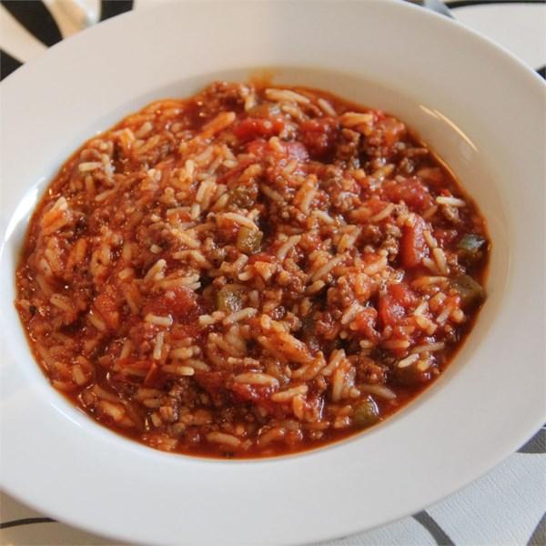 Receita de Sopa de Pimenta Recheada I