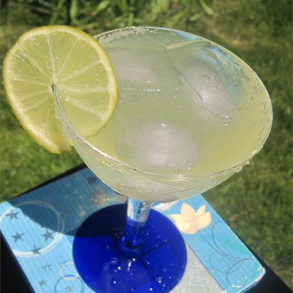 Margaritas na Receita de Rochas