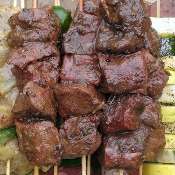 Receita de Sate de Carne