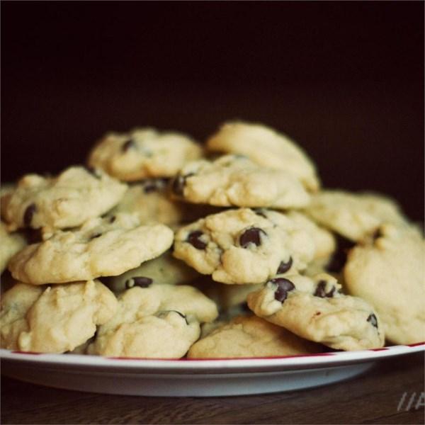 Melhor receita de biscoitos de chocolate de todos os tempos