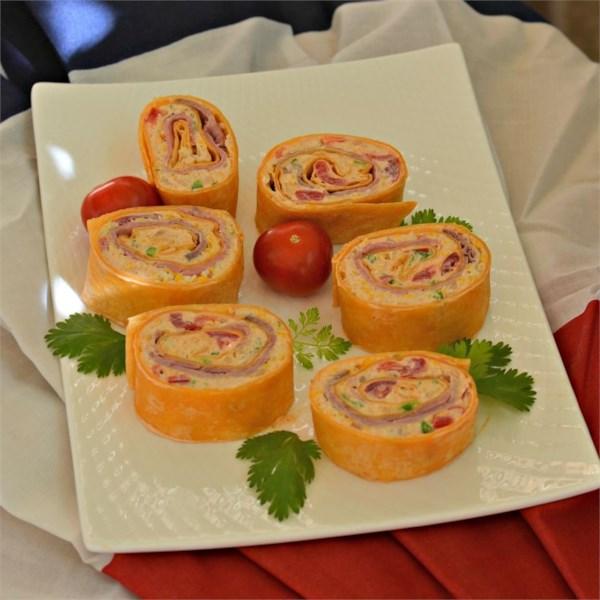 Receita de Embrulhos de Peru de Taco