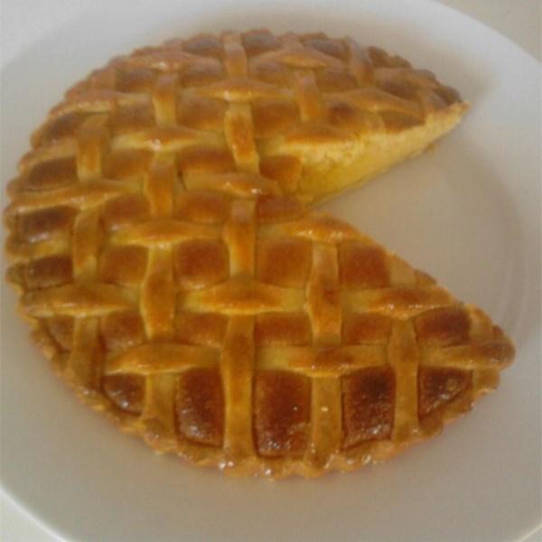 Receita tradicional de Torta bakewell