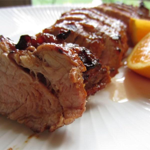 Receita de Lombo de Porco Crosta Chipotle