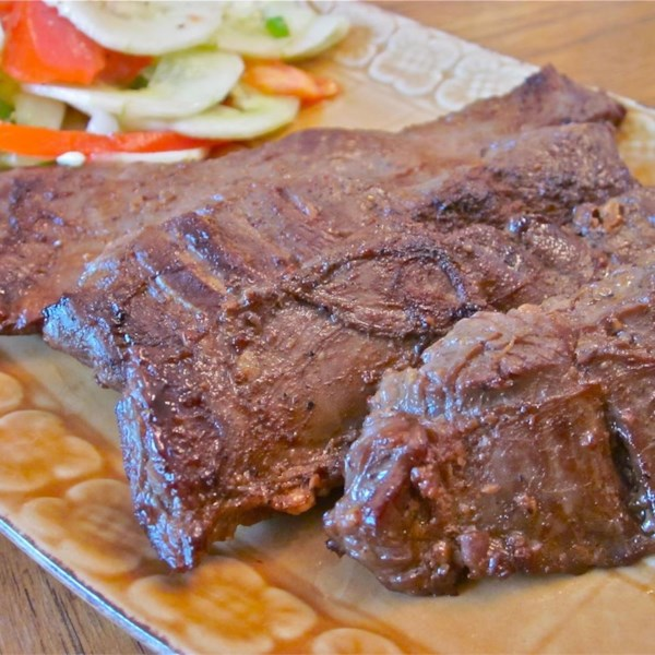 Receita de Carne Bovina Coreana