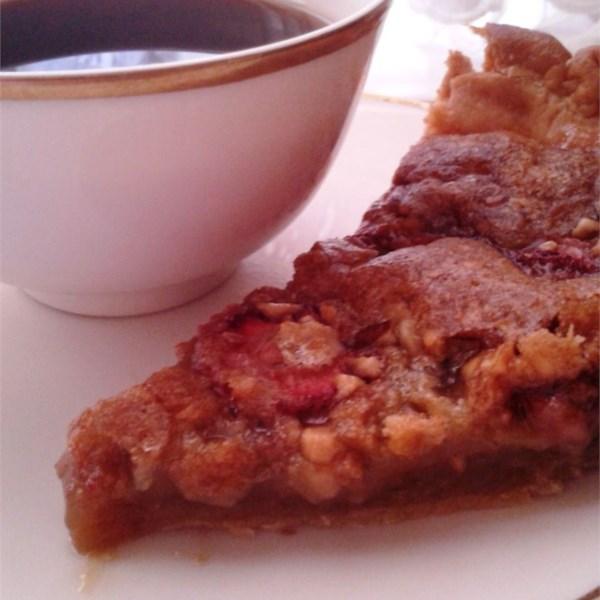 Receita de Torta de Xadrez de Maple