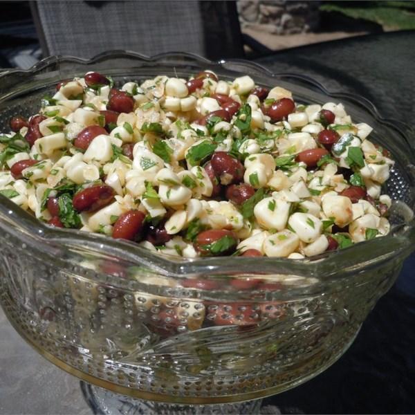 Receita de Salada de Milho Summery