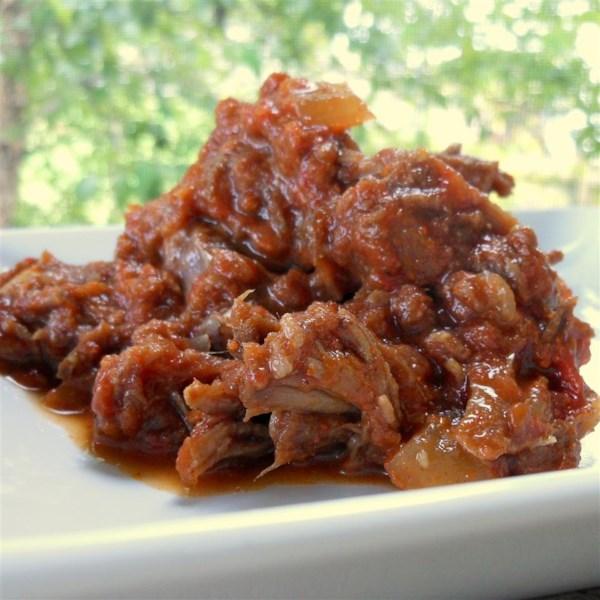 Receita de Carne Desfiada de Churrasco