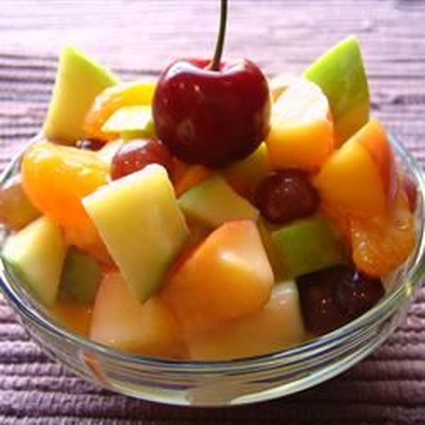 Receita de Salada de Frutas Rápidas da Chloe