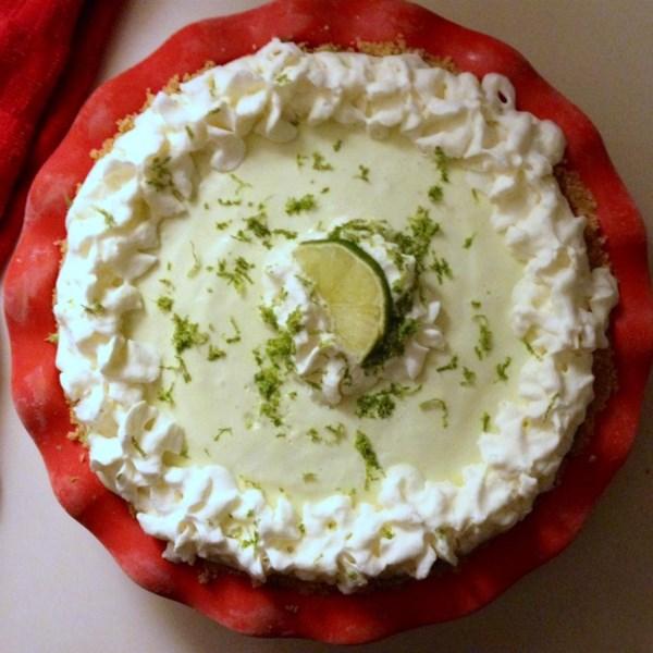 Receita de Torta de Limão De Chave Congelada