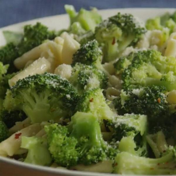 Receita de Cavatelli e Brócolis