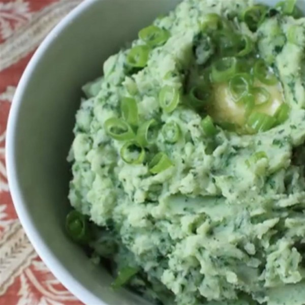 Receita de Colcannon do Chef John