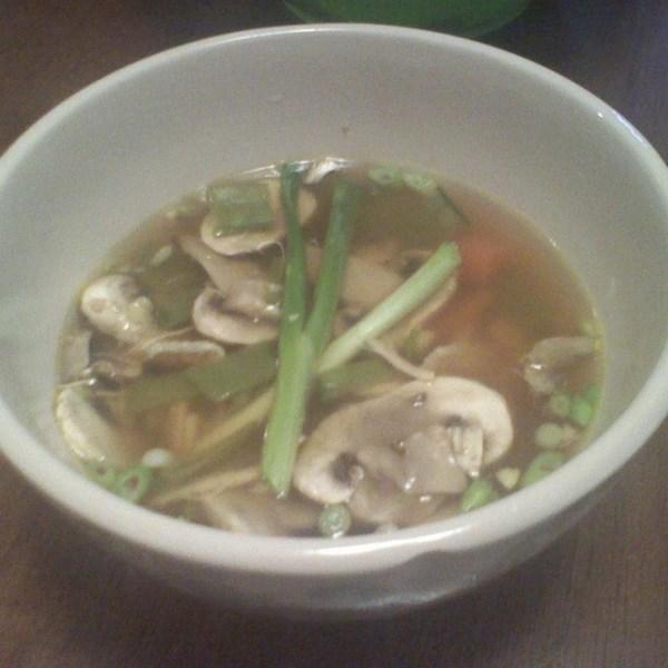 Receita de Sopa de Churrascaria Japonesa Fácil