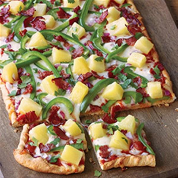 Receita de Pizza de Estilo Havaiano de Contadina (R)