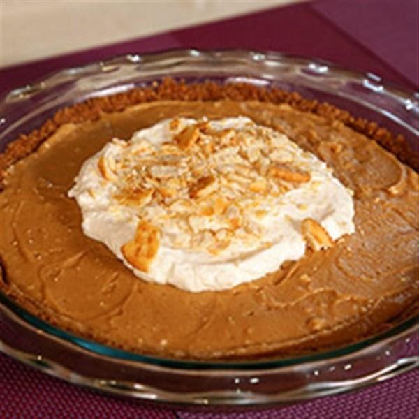 Ritz Humble Pie com Mousse de Manteiga de Amendoim, criado pela Receita Serendipity 3