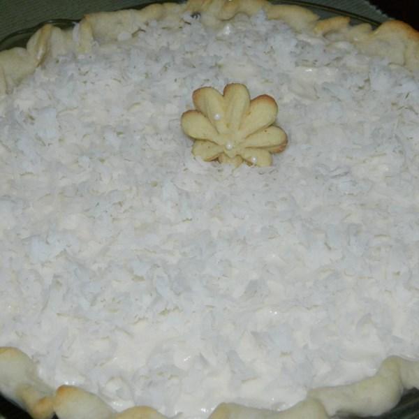 Receita de Torta de Natal Branco