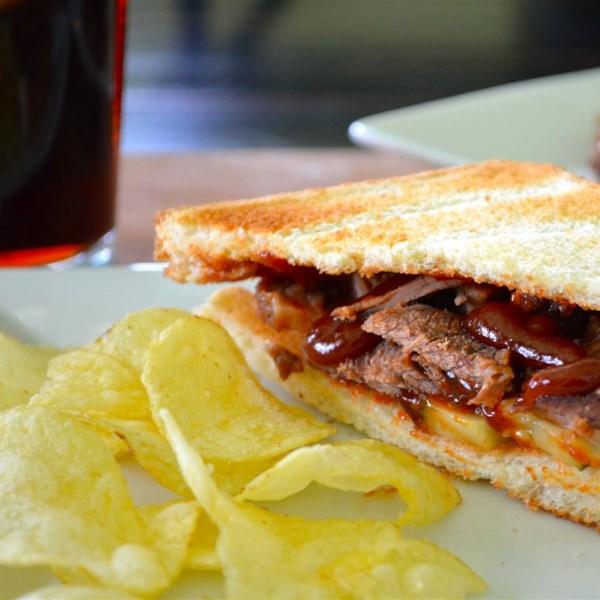 Simplesmente a receita mais fácil de brisket de carne bovina