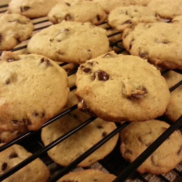 Mais saudável Absolutamente a melhor receita de biscoitos de chocolate