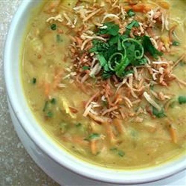 Receita de Sopa de Lentilha Vermelha Vegana