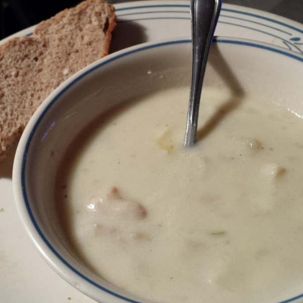 Receita de Cape Cod Clam Chowder