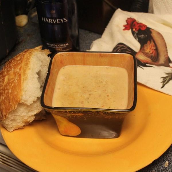 Receita de Chowder de Frutos do Mar de Richard
