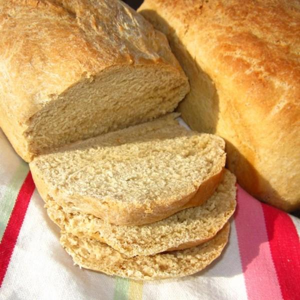 Receita de Pão de Trigo Doce