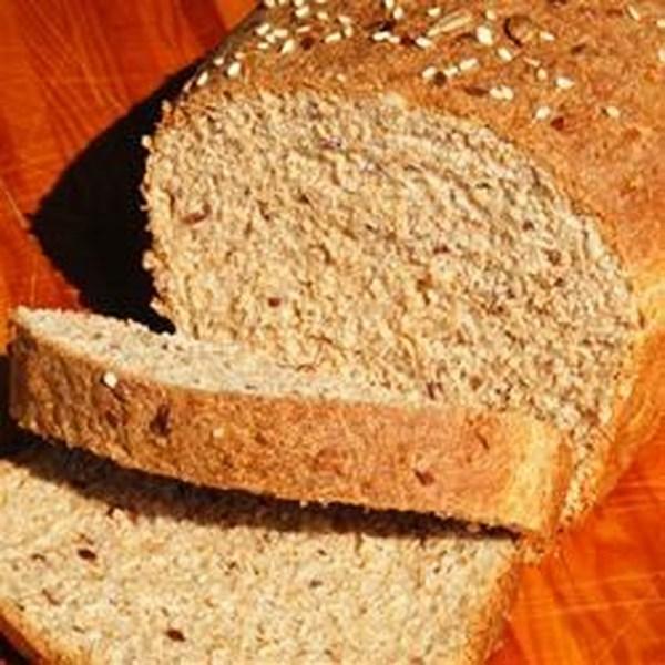 Receita de Pão Saudável de Dee