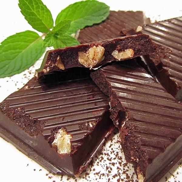 Receita caseira de chocolate escuro derretido na boca (Paleo)