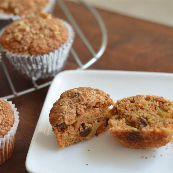 Morning Glory Muffins I Receita