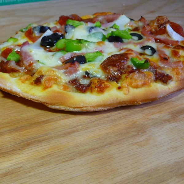 Receita de Massa de Pizza Italiana de Nova York