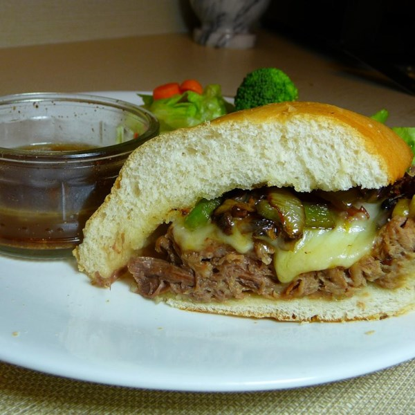 Receita de Sanduíches de Molho Francês