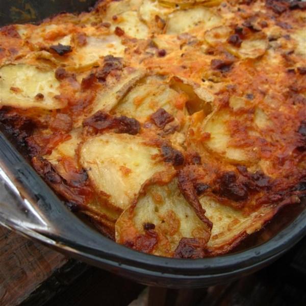Receita de Batatas Man-Lovin'