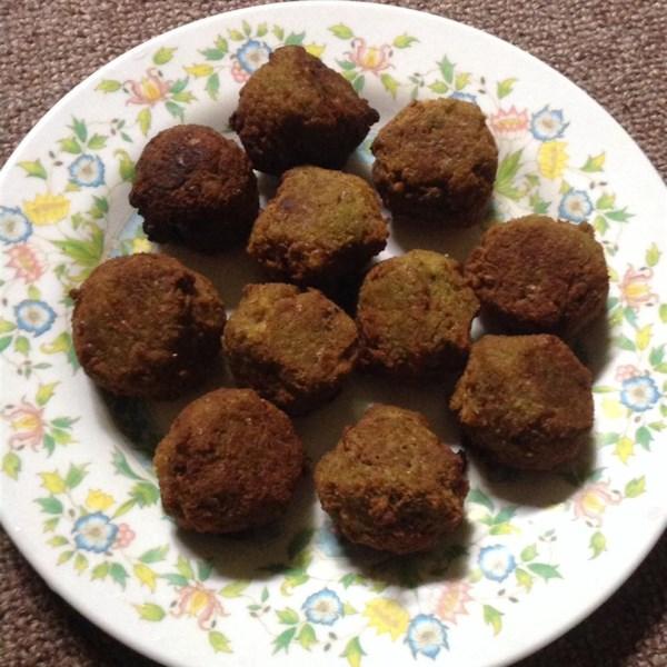 Receita de Falafel Vegan-Friendly