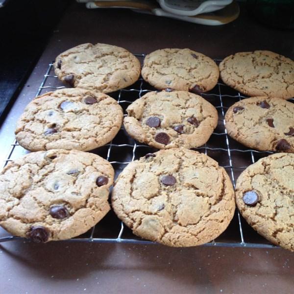 Receita de Biscoitos de Desejo