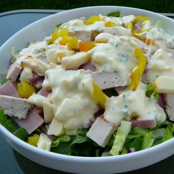 Receita de Salada Maurice