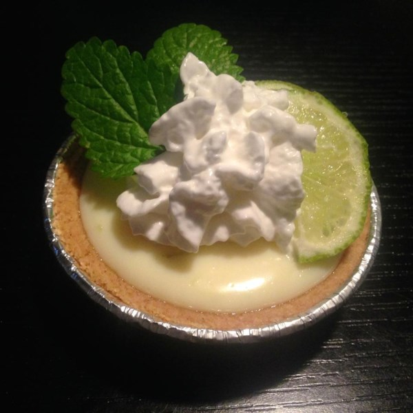 Receita de Mini Key Lime Pies