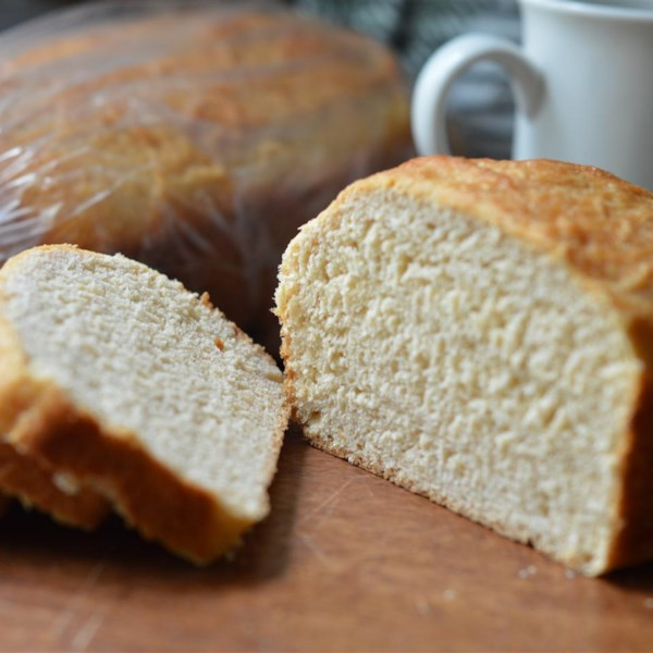 Receita de Pão de Trigo de Mel I