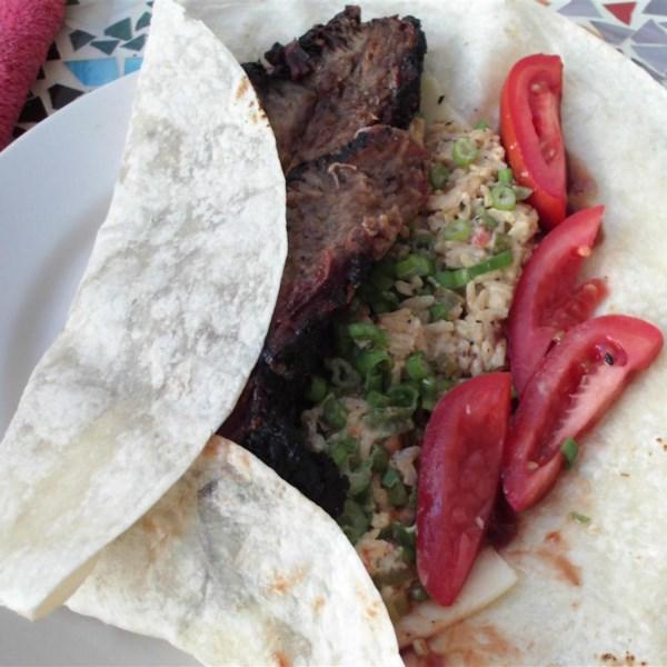 Receita de Envoltório Plano de Carne Defumada de Montreal